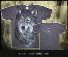 Tričko Wolf 02 Grey