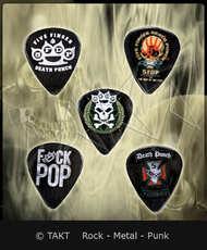 Trsátko na kytaru Five Finger Death Punch