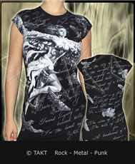 Tunika Angel Crow All Print