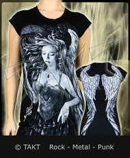 Tunika Angel Of Destroy All Print