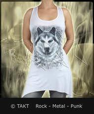 Tunika White Wolf - Spiral Direct