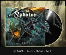 Vinylová deska  Sabaton - heroes