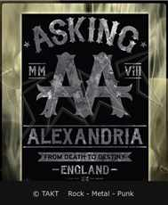 Vlajka Asking Alexandria - from Death To Destiny