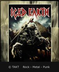 Vlajka Iced Earth - framing Armageddon - Hfl0930