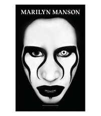Vlajka Marilyn Manson - defiant Face