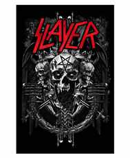 Vlajka Slayer - Demonic