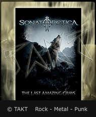 Vlajka Sonata Arctica - the Last Amazing Grays