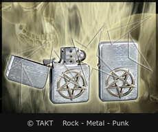 Zapalovač Pentagram 2