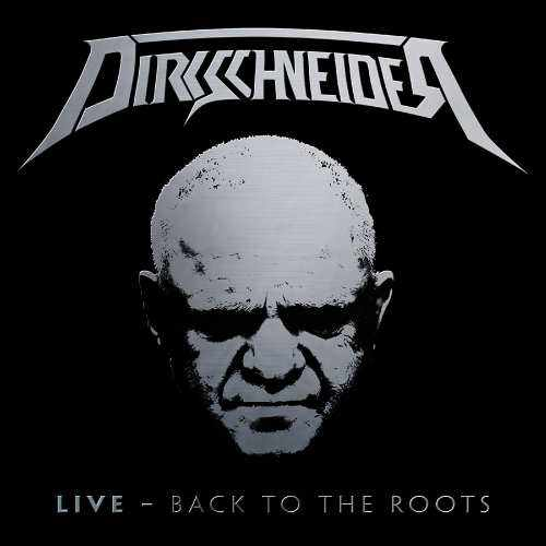2 CD Dirkschneider - live - Back To The Roots Digipack - 2016
