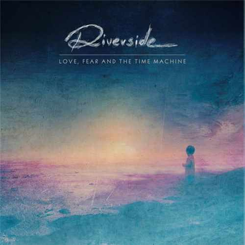 2 CD Riverside - love,  Fear And The Time Machine Digipack - 2015