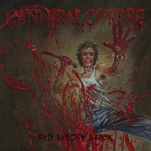 2CD Cannibal Corpse - red Before Black Digipack - 2017