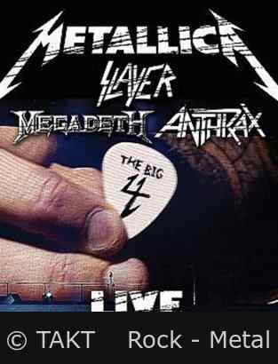 2DVD Metallica - The Big 4 - Live From Sofia - 2010