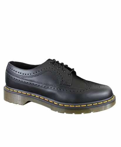 Boty 5 Dr. Martens 3989ys Al Capone Black 9ce79aa242
