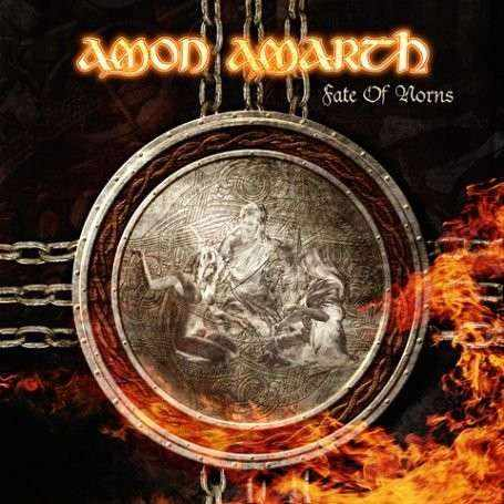 CD Amon Amarth - fate Of Norns - 2004