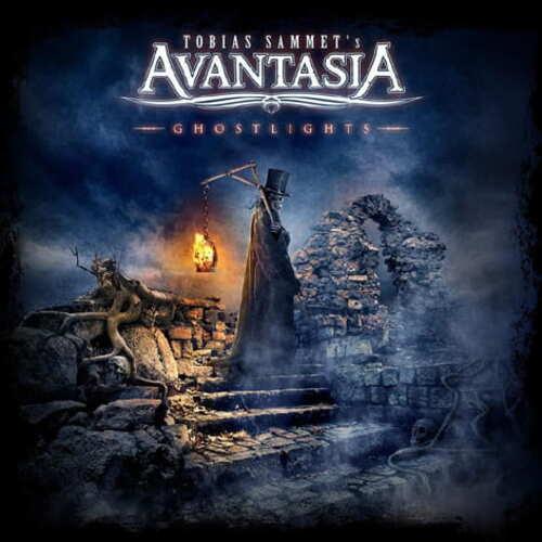 CD Avantasia - ghostlights - 2016