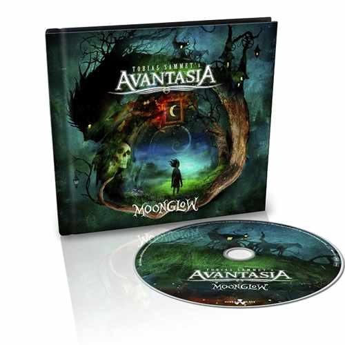 CD Avantasia - moonglow Limited Edition 2019