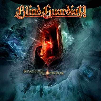 CD Blind Guardian - beyond The Red Mirror 2015