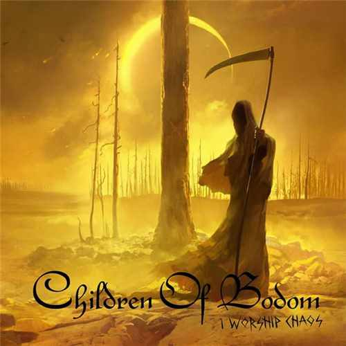 CD Children Of Bodom - i Worship Chaos - 2015