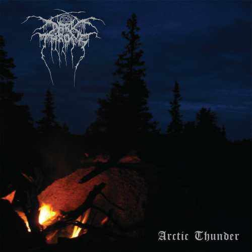 CD Darkthrone - arctic Thunder - 2016