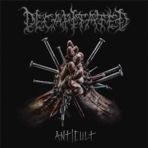 CD Decapitated - anticult Digipack - 2017
