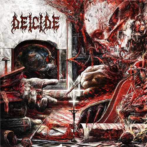 CD Deicide - overtures Of Blasphemy 2018
