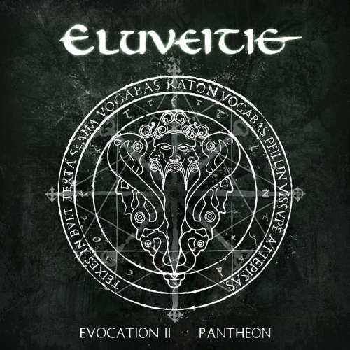 CD Eluveitie - evocation Ii - Pantheon - 2017