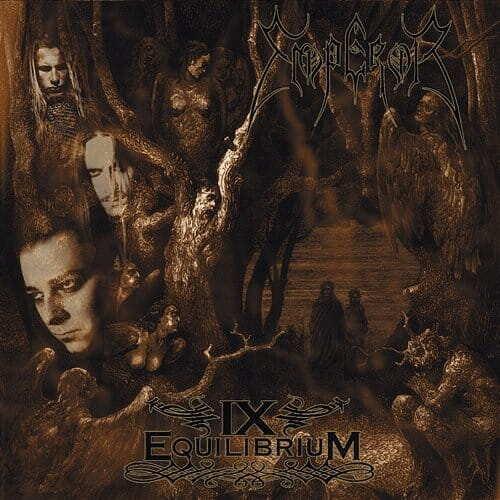 CD Emperor - ix Equilibrium - 2017