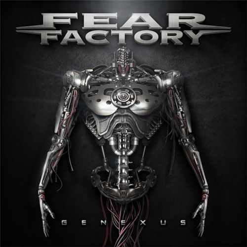 CD Fear Factory - genexus Digipack - 2015