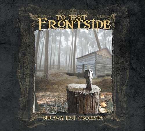 CD Frontside - sprawa Jest Osobista Digipack - 2014