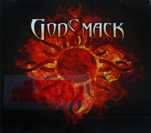 CD Godsmack - 1000hp Remastered - 2014