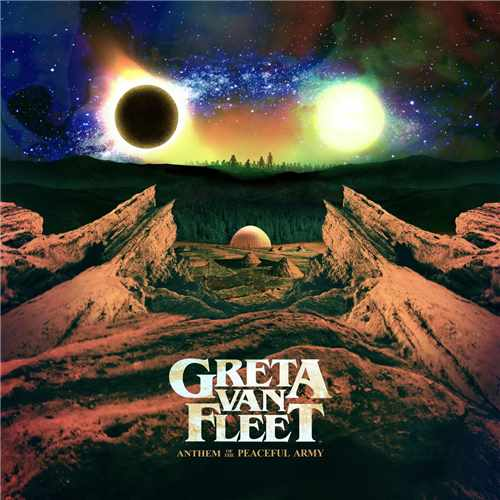 CD Greta Van Fleet - anthem Of The Peaceful Army 2018
