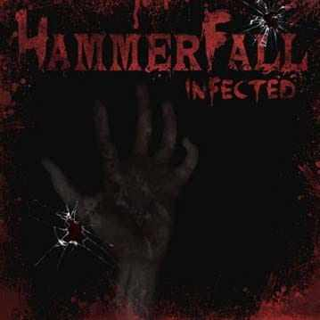 CD Hammerfall - Infected CD+ DVD Limited Edition 2011