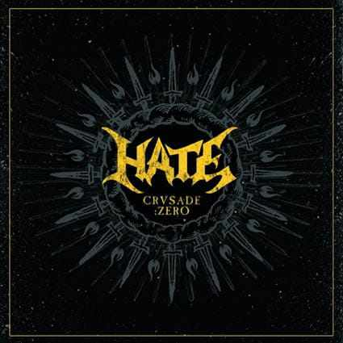 CD Hate - crusade:zero Digipak 2015