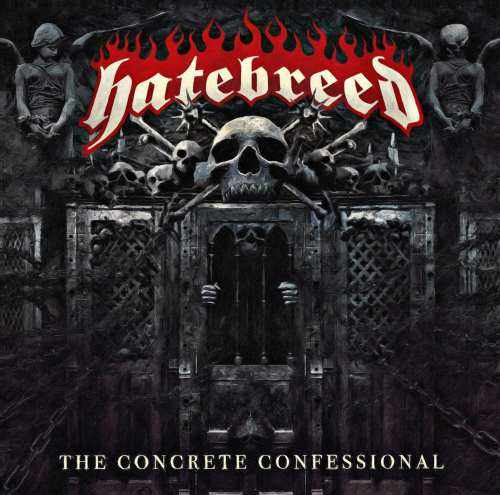 CD Hatebreed - the Concrete Confessional - 2016