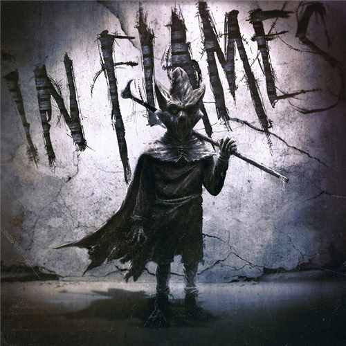 CD In Flames - in The Mask 2019