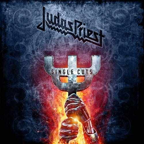 CD Judas Priest - single Cuts - 2011