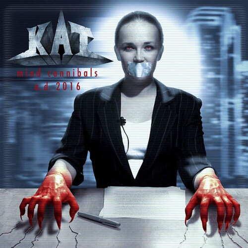 CD Kat - mind Cannibals A.  D.  2016 Digipack - 2016