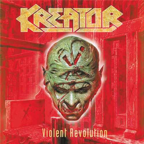 CD Kreator - violent Revolution - 2001