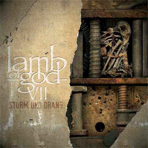 CD Lamb Of God - vi : Sturm Und Drang - 2015
