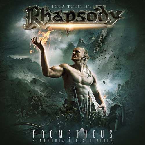 CD Luca Turilli s Rhapsody - prometheus - 2015