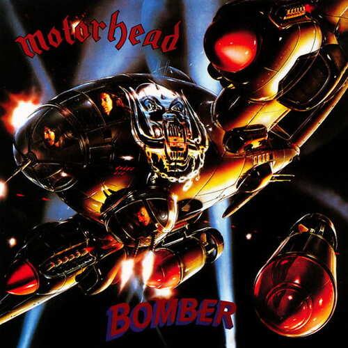 CD Motorhead - bomber - 2012