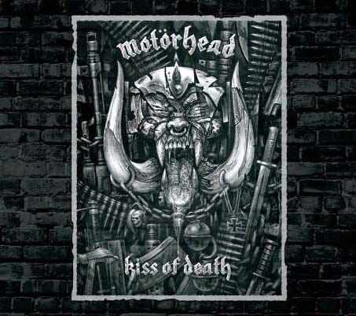 CD Motorhead - kiss Of Death - 2006