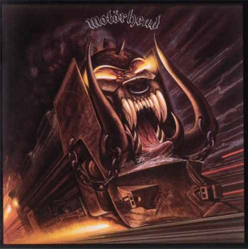 CD Motorhead - orgasmatron - 1986