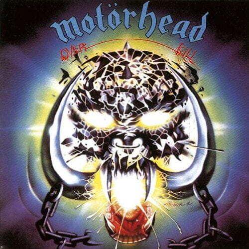 CD Motorhead - overkill - 1979