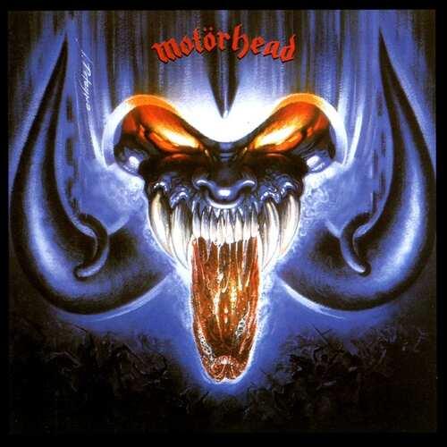 CD Motorhead - rock n roll - 1987