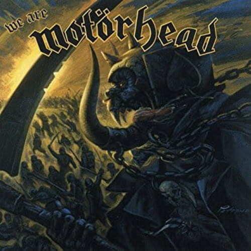 CD Motorhead - we Are Motorhead - 2000