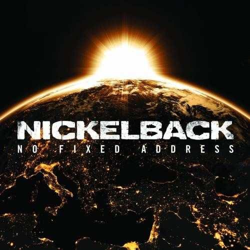 CD Nickelback - No Fixed Address - 2014