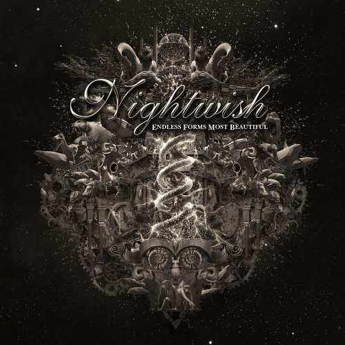 CD Nightwish - endless Forms Most Beautiful - 2015