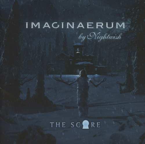 CD Nightwish - imaginaerum The Score - 2012