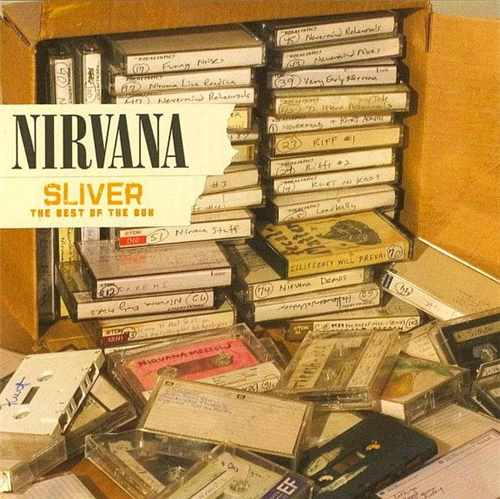 CD Nirvana - sliver : The Best Of The Box - 2005